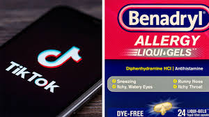 FDA Warns of TikTok 'Benadryl Challenge'