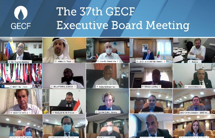 Gas Exporting Countries Forum holds 37th Executive Board Meeting
