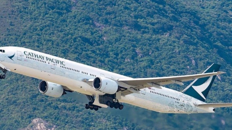 Cathay Pacific Airways to cut 5,900 jobs
