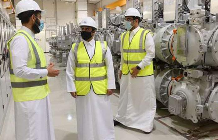 Kahramaa launches Al Suwaidi Super Grand Station