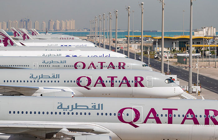 Qatar Airways first global airline to achieve Skytrax 5-Star Covid-19 Airline Safety Rating