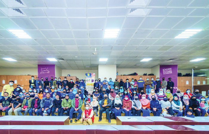 Malaysian Association of Qatar  ushers in New Year with bowling event