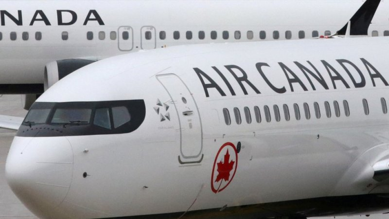 Government announces financial aid package for Air Canada