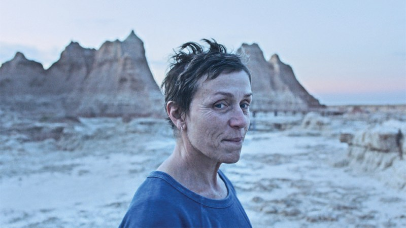 US recession drama `Nomadland' big winner at BAFTA awards