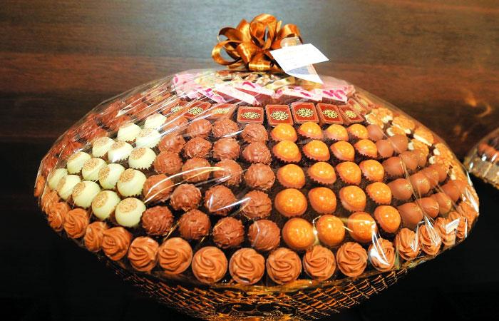 Huge demand for Eid chocolate