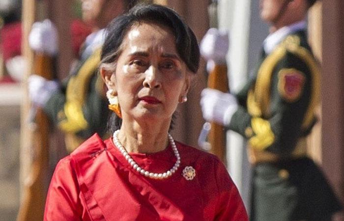 Aung San Suu Kyi goes on trial in Myanmar