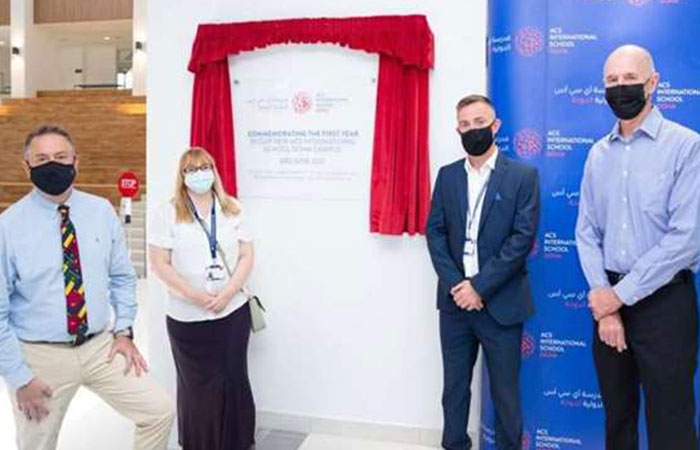 ACS Doha marks completion of first year at Al Kheesa campus