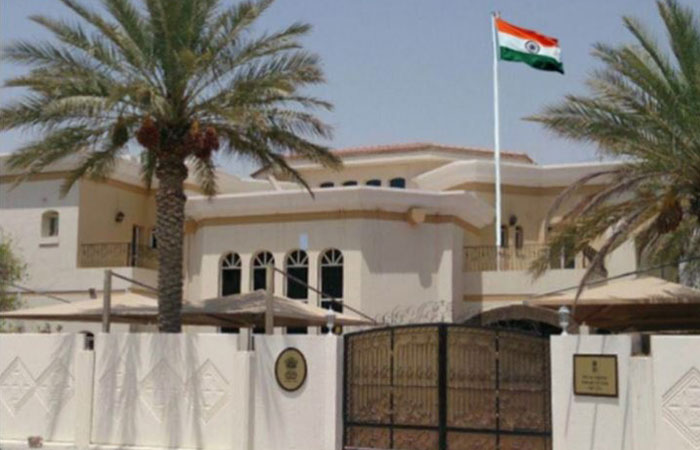 Indian Embassy raises hotel quarantine issue with authorities