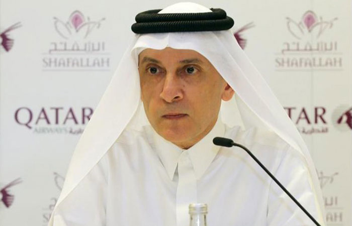 Qatar will continue to develop travel and tourism industry: Al Baker