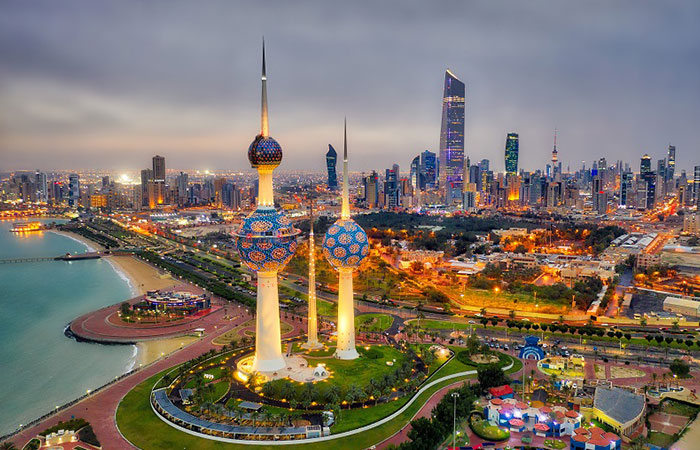 Kuwait gross domestic product contracts 9.9 pc in 2020