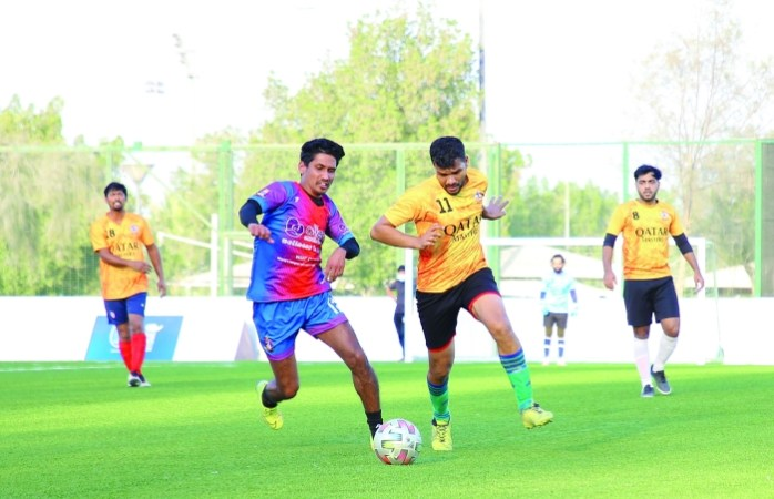 Indian Sports Centre kicks off 7's Football Tournament