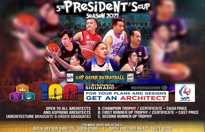 UAP Qatar Basketball Tournament: Fifth President's Cup begins on 29 October