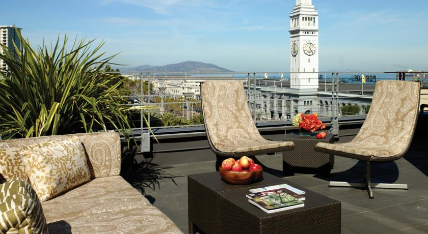 5 Hip Hotels in San Francisco