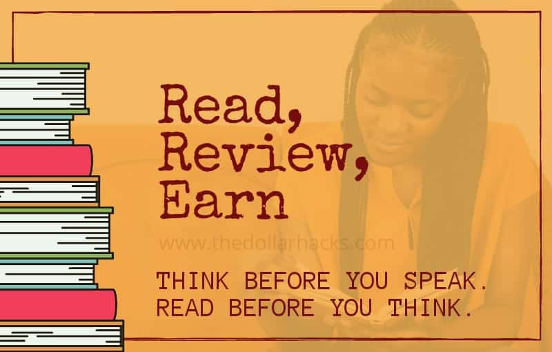 OnlineBookClub: Make money by reviewing books