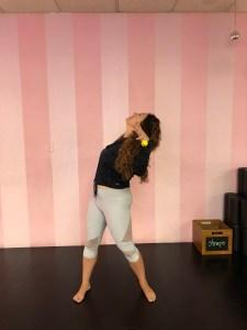 Thoracic Spine Rotation Stretch Step 3