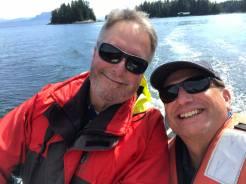 captain dennis and adam
