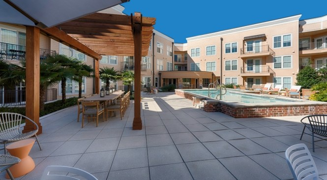 New Orleans Apartments Luxury For In
