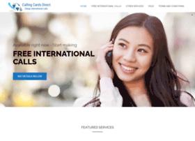 cheap international calls