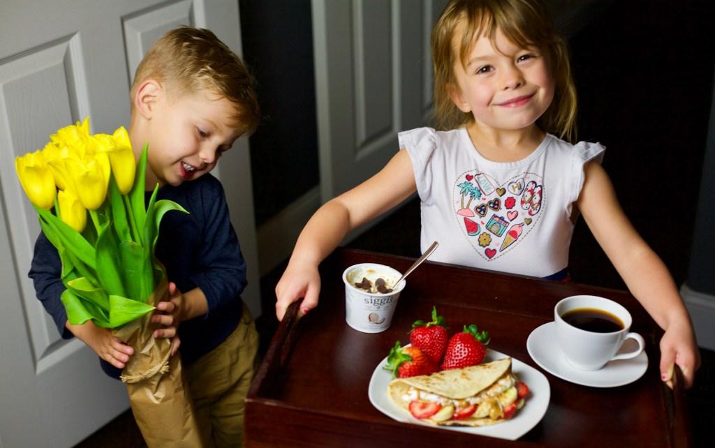 mothers day breakfast recipe