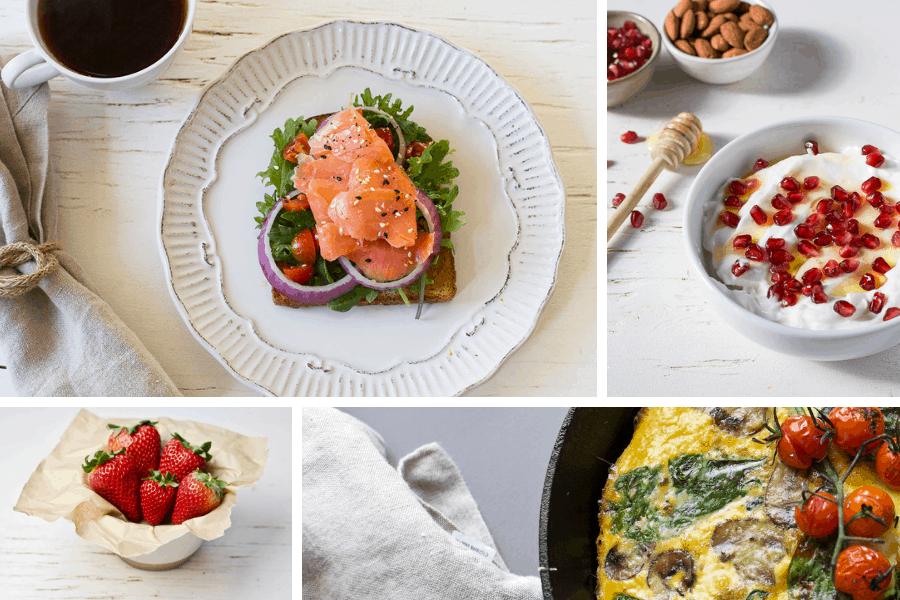 9 Mediterranean Diet Breakfast Ideas | The Domestic Dietitian