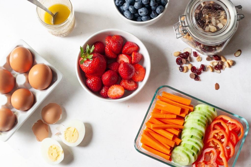 15 minute meal prep ideas
