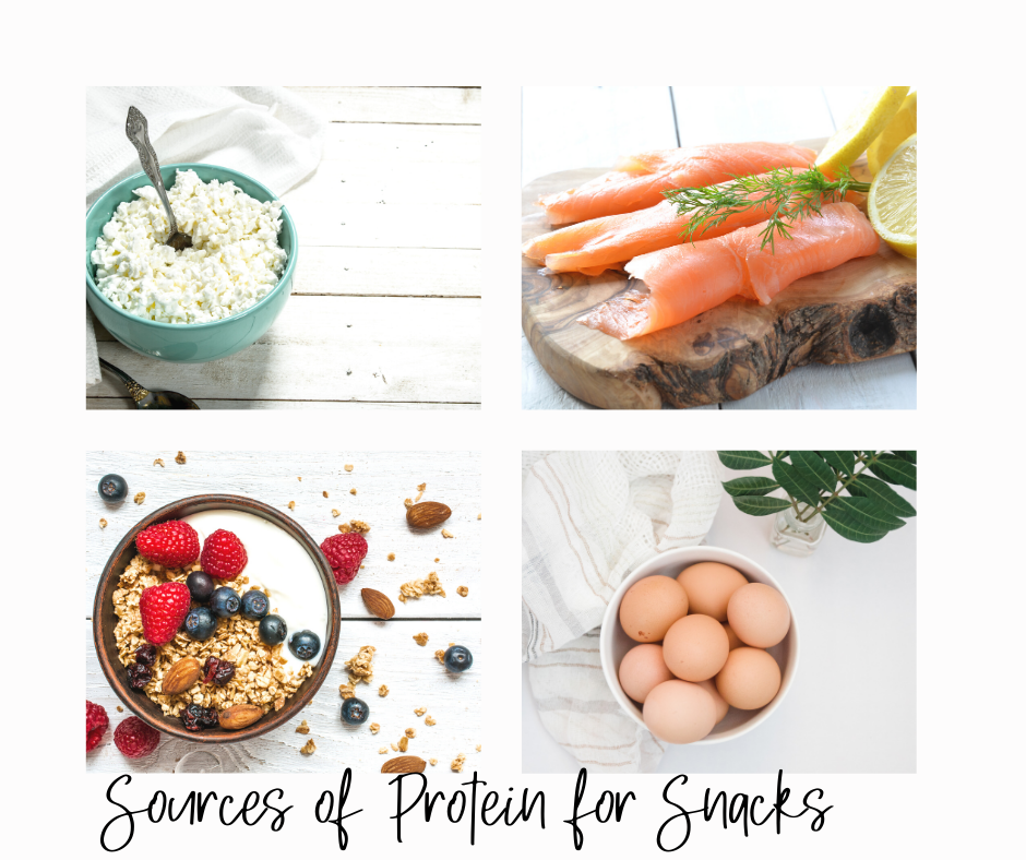 sources of protein for snacks