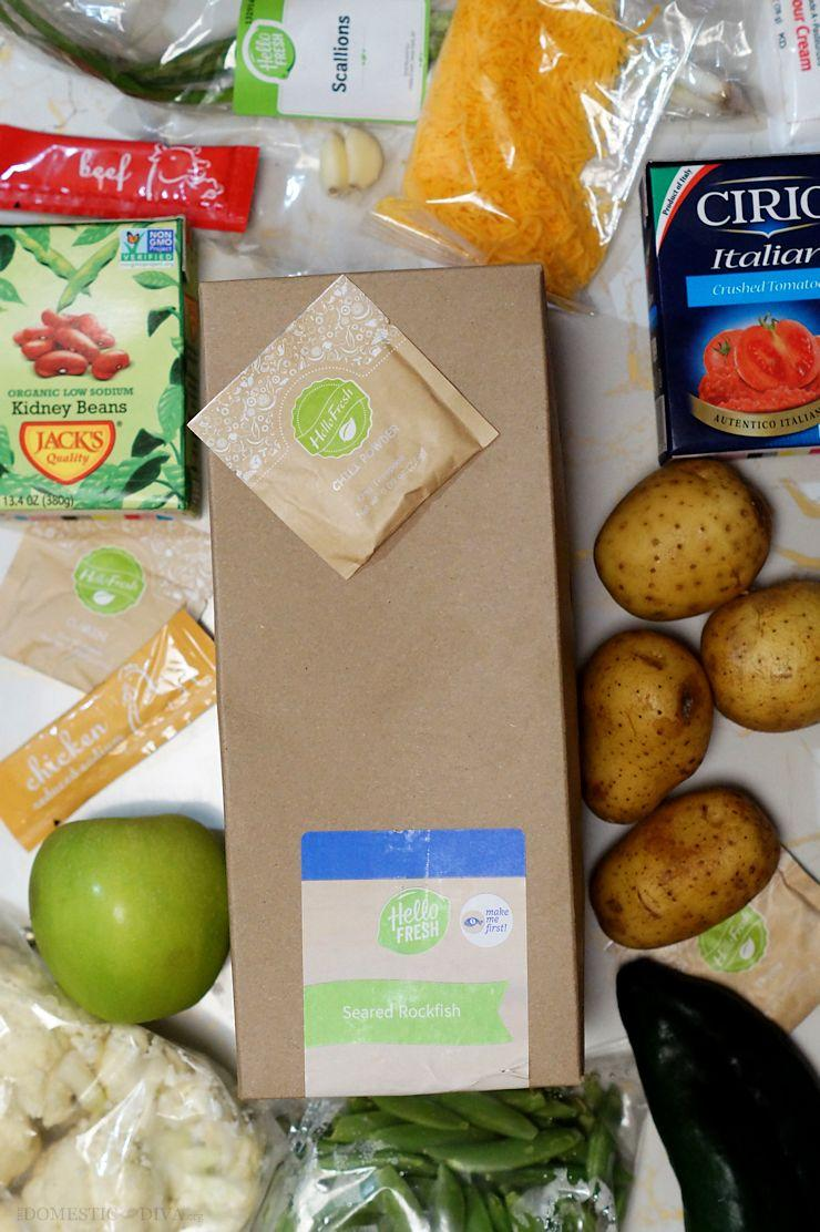 Meal Planning Made Easy with HelloFresh