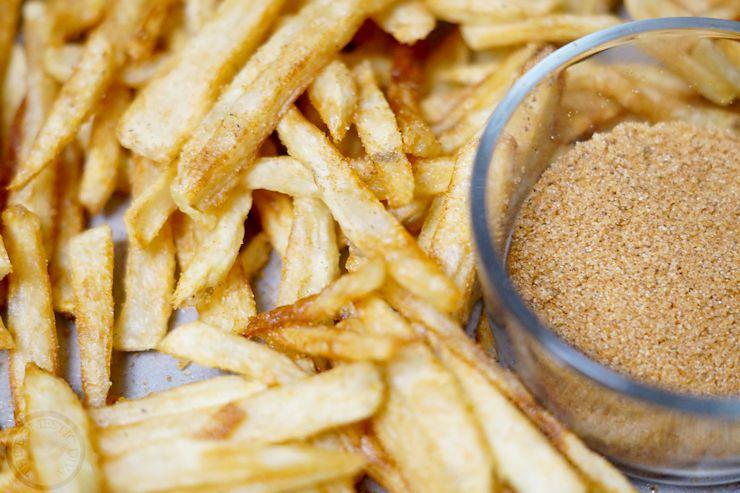 How to Make Homemade French Fries plus The Best Seasoning Salt Recipe