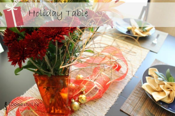 How to set a holiday table that is unforgettable