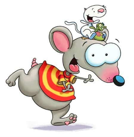 Toppy and Binoo