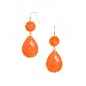 luxe boho earrings