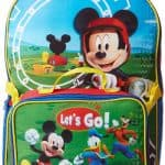Mickey Mouse Backpack + Lunch Kit