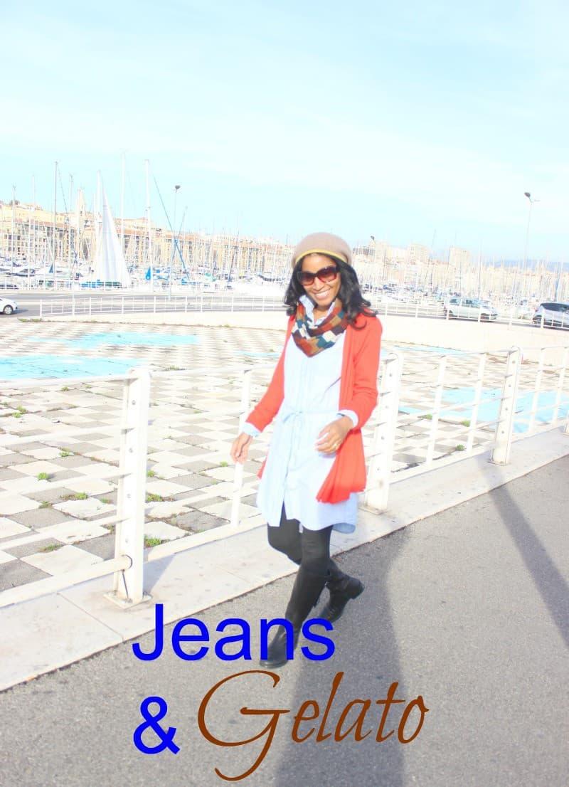 jeans dress fall (sig)