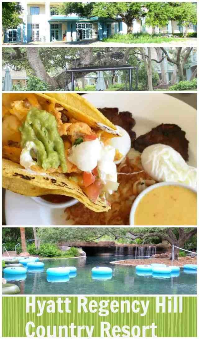 hyatt regency hill country resort in san antonio texas