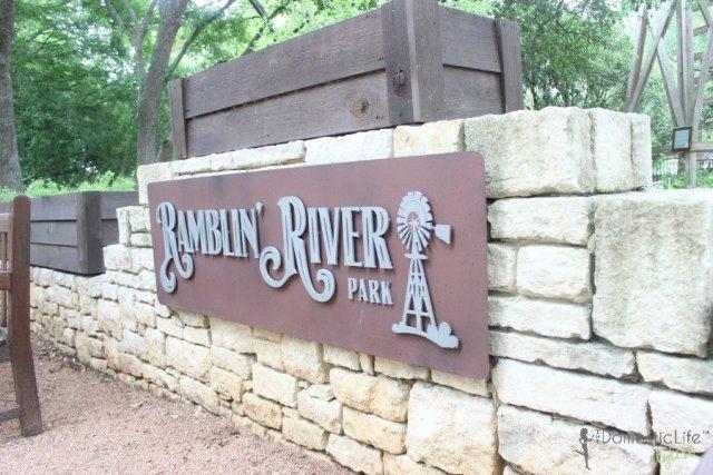 rambling river park hyatt hill country