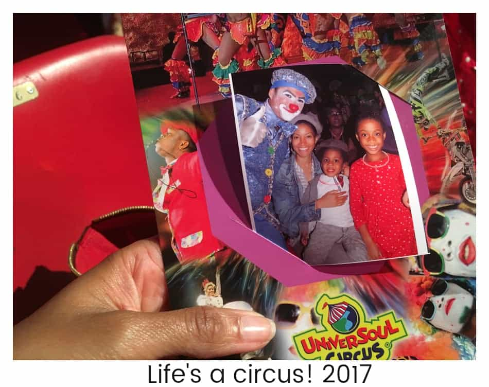 bdf7ad198f8 My Life's a Circus + Giveaway (closed) | The Domestic Life Stylist™
