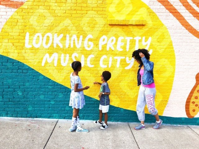 12 Street Nashville Mural