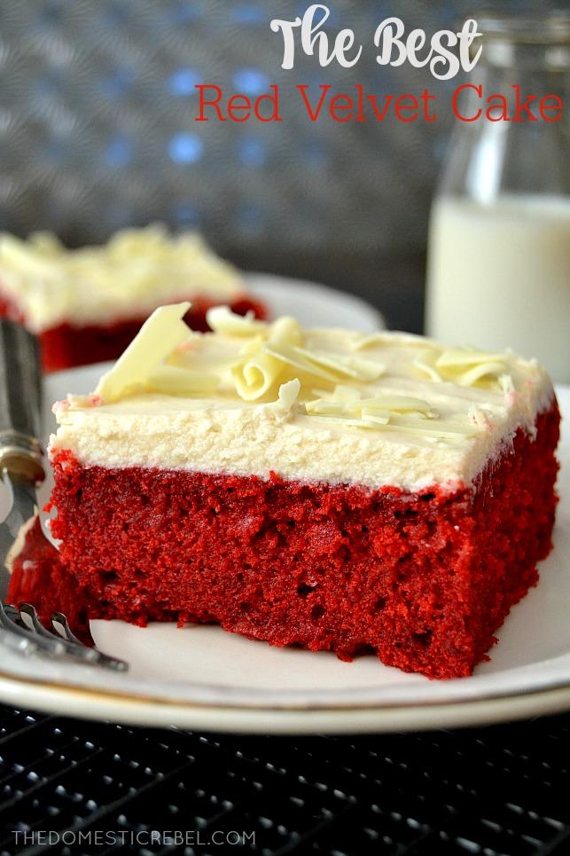 Red Velvet Cake I Recipe Dishmaps