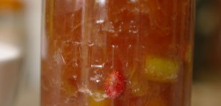 Rhubarb Jam - 19 December