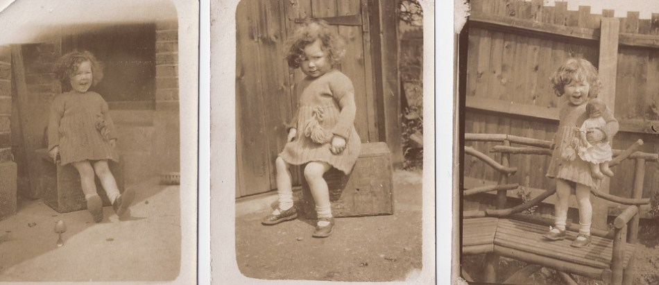 Hilary, May 1922, 2 1/2 years
