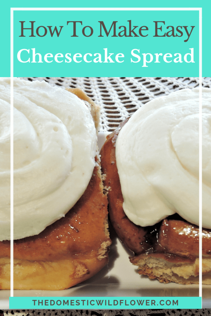 How to Make Easy Cheesecake Spread