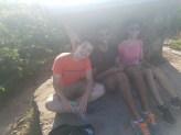 hike peak cute friends