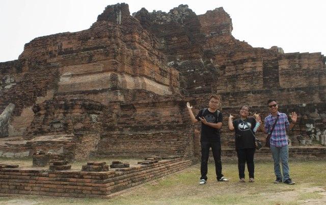 Ayutthaya with Burmese-25