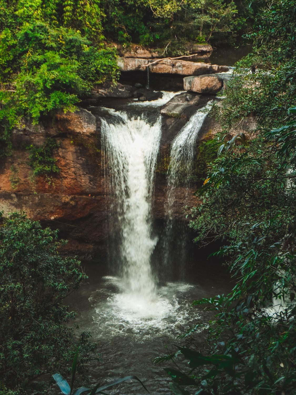 Wasserfall im Khao Yai Nationalpark