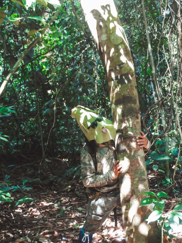 Guide im Khao Yai Nationalpark
