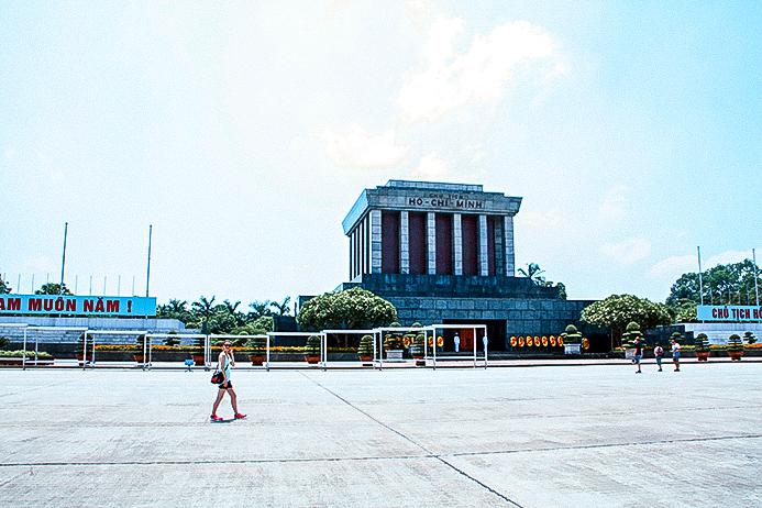 Hanoi Sehenswürdigkeiten