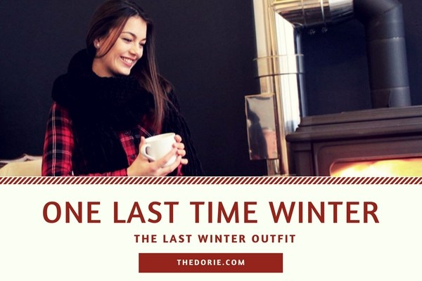 One last time winter