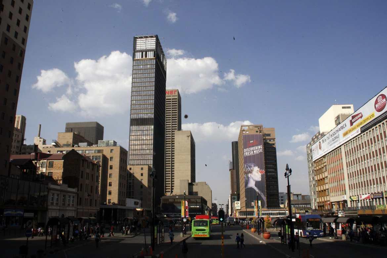 Busbahnhof Johannesburg