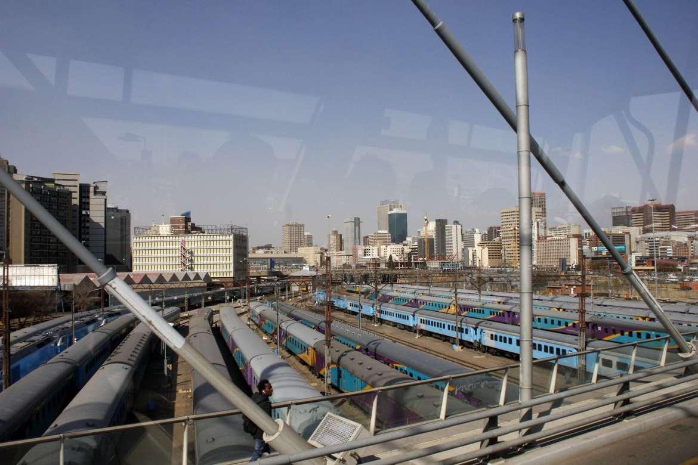 Rangierbahnhof Johannesburg
