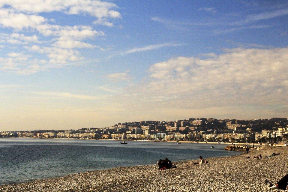 Promenade de Anglais Nizza